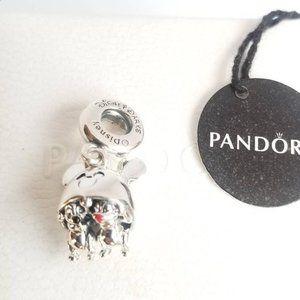 Pandora Disney Chip & Dale Chipmunk Charm